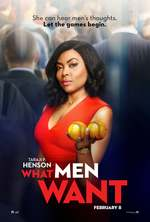 What Men Want Movie Poster