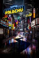 POKÉMON Detective Pikachu Movie Poster