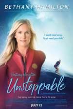 Bethany Hamilton: Unstoppable Movie Poster